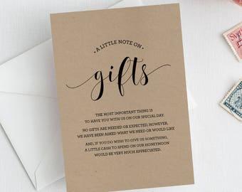 Wishing Well Card, Rustic Wedding, Wedding Wishing Well, Instant Download