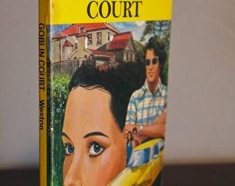 "Vintage 1970s Harlequin Paperback - ""Goblin Court"" by Sophie Weston"