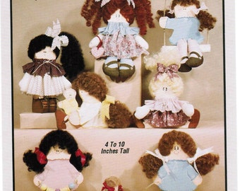 New Vintage Workshoppe Originals Doll Country copyright 1992