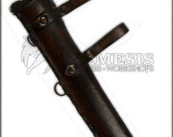 Accessories -  Scabbards and frogs -  Viking Seax knife scabbard