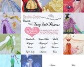 35% off PRESALE 12 Brooke's Books FairyTale Princess Dress Up Collection Cross Stitch Charts HARDCOPIES