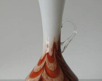 Sierkan e.g Florence-aline glass Orange.