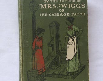 Lovey Mary 1903 Edition, Author OF Mrs. Wiggs Of The Cabbage Patch Vintage Book, Free Shipping