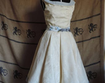 "Dress ""Lisa"", wedding dress, ball, bridesmaid, retro, rockabilly, 50's"