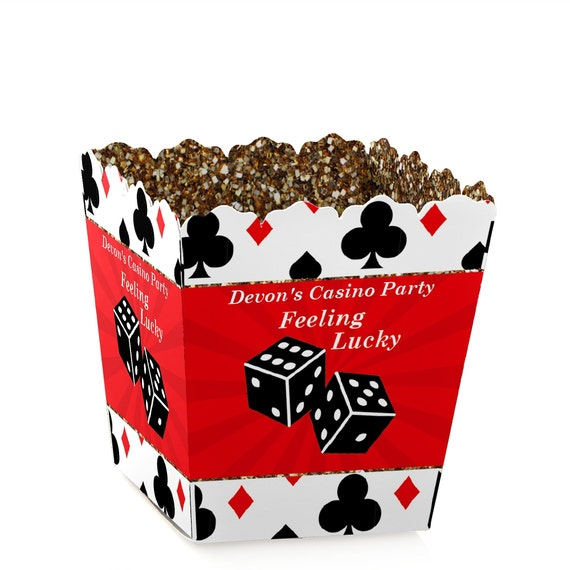 Custom Small Candy Boxes