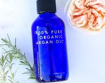 100% Pure, Organic Argan Oil