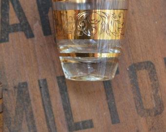 RESERVED  Rachel Bittner One (1) Vintage Shot Glass