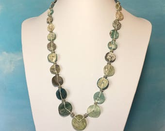 Roman Glass Beads Ancient Antique OOAK    RG-136
