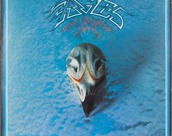 Eagles Their Greatest Hits Original 1976 Rock Vintage Vinyl Record