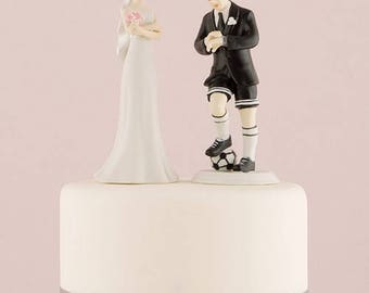 Hockey Wedding Cake