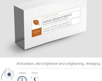 VVitamin C 20% Antioxidant, skin brightener and enlightening. Antiaging