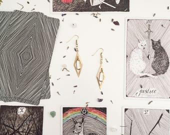 ON HOLD | Clairvoyance Earrings