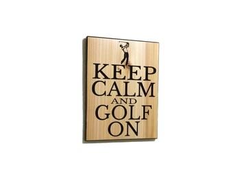 Golf gift for him golf gifts golf gifts for men golf art golf decor golfer gift dad gift