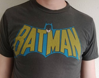 Vintage DC Batman Tee
