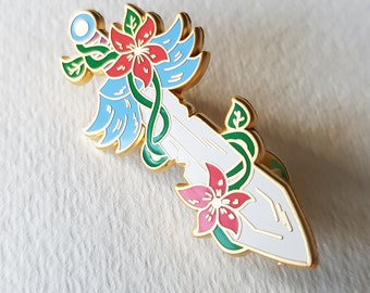 Forgotten Sword Enamel Pin