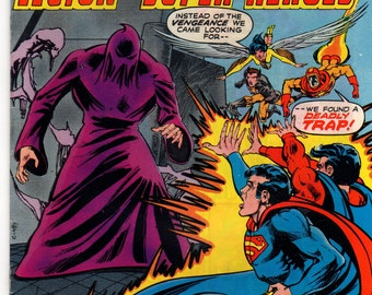 Superboy Comic Book #229 DC Comics 1977 F-VF