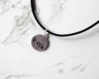 HOPE Necklace (Dysautonomia Awareness)