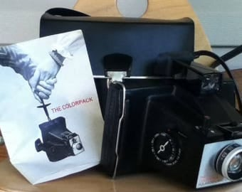 The Polaroid Land Camera The Colorpack