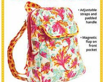 Back At Ya 2.0 Backpack Kit featuring Tabby Road by Tula Pink