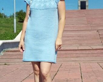 "Dress ""blue sky"""