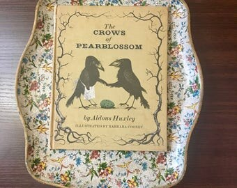 Vintage Children's Book / Aldous Huxley / The Crows of Pearblossom