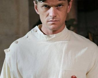 FREE SHIPPING Bespoke Dr Horrible cosplay costume robe