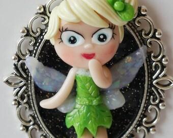 Tinker Bell Medallion