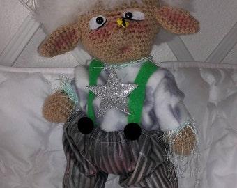 Green Goblin crochet