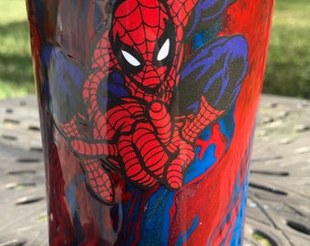 Spider-Man Painted Ozark Trail Cup