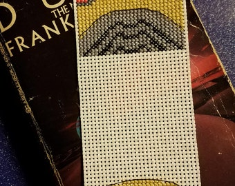Guardians of the Galaxy Bookmarks Cross Stitch Patterns - Star Lord, Gamora, Drax, Rocket & Groot