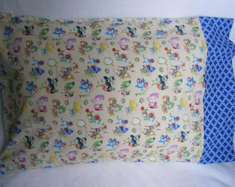 Silly Music Frogs Pillowcase (1)