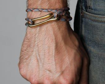 Paracord Bracelet, Mens Paracord Bracelet, Paracord Bracelet Men, Survival Bracelet, Mens Bracelet, Burning Man, Music Festival Accessories