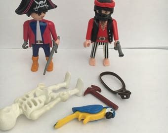 Playmobil Captain Hook and mate