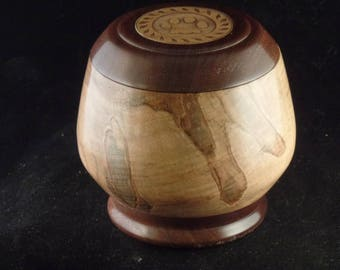 Ambrosia Maple Pet Urn #1084-27