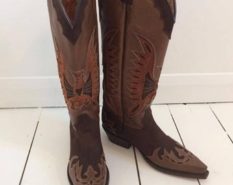 90s kowboy boots