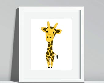 GIRAFFE Picture PDF Download