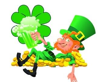 St Patricks Day Card