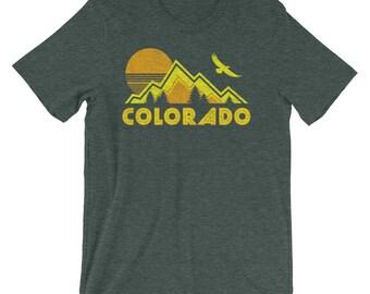Colorado Shirt  | Colorado | Colorado State | Colorado tshirt | Colorado Gift | Colorado shirts | Colorado t shirt | Retro Colorado Shirt