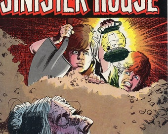 Secrets of Sinister House NM #11 1973 DC