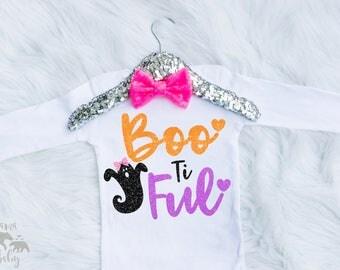 Bootiful Onesie - My 1st Boo Onesie - Halloween Onesie - Ghost Onesie - Boo Ti Ful Onesie - Fall Onesie - Toddler Halloween Shirt