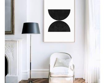 Minimalist Poster, Minimalist Wall Art, Modern Poster, Modern Digital Print, Geometric Printable, Minimalist Printable, Geometric Poster