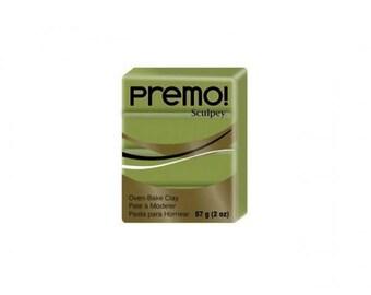 Clay PREMO Sculpey Olive Spanish 57g