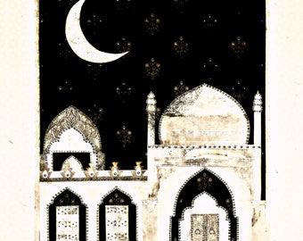 Moroccan moonlight