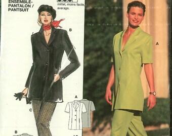 BURDA pattern set trouser