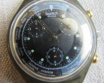 Watches Swatch Swiss Chronograph