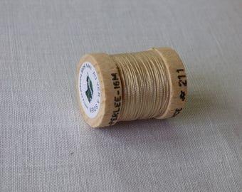 Beaded silk n211 16 meters coil