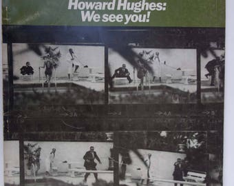 March 1969 Esquire. The ol' Howard Hughes obsession....