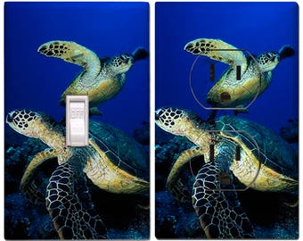 Sea Turtles Switch Cover