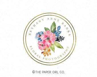 photography logo florist logo premade logo event planner logo wedding logo boutique logo make up logo beauty logo hair salon logo watermark