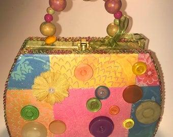 Handmade Gift Box Purse